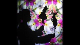 回せば変わる無限の美 富良野万華鏡美術館「ふらび」(2013/05/12)北海道新聞