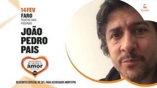Montepio Às vezes o Amor 2017   Joao Pedro Pais