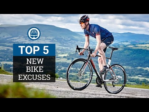 Top 5 - New Bike Justifications