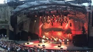 Claudio Capéo Je vous embrasse fort Live Concert Carcassonne 22/07/17