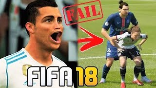 FIFA 18 Gameplay [ FAILS - VINES, GLITCHES, GOALS, SKILLS ] #1 (Xbox One, PS4, PC ) HD 1080p