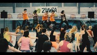 Justin Quiles - Si Ella Quisiera ft. Yandel & Gadiel (Remix) - Zumba fitness choreo