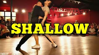 Lady Gaga, Bradley Cooper - Shallow (A Star is Born) Dance | Soundtrack