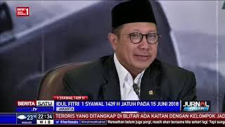 Idul Fitri Jatuh Pada 15 Juni 2018 width=