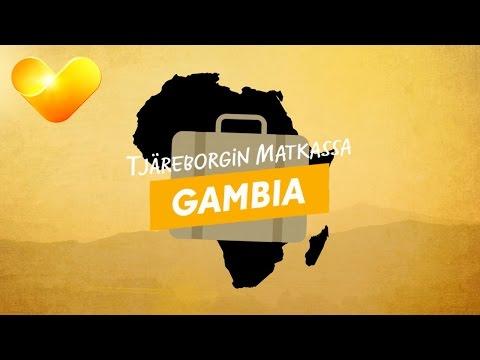 Tjäreborgin matkassa: Gambia – Busch beach safari