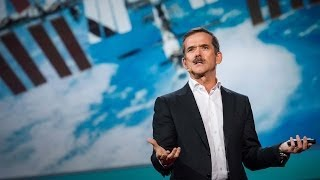 What I learned from going blind in space | Chris Hadfield width=