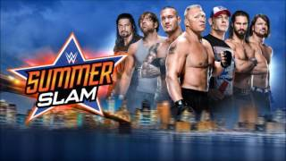 2016: WWE SummerSlam OFFICIAL Theme Song - ''Welcome'' by Fort Minor