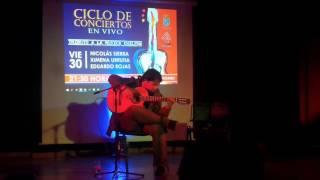 El derecho de vivir en paz - Víctor Jara (Por Nico Sierra)