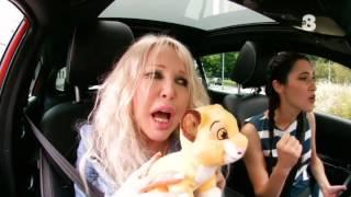 Singing in the car | Il battesimo di Simba |