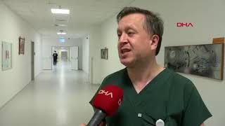 Ankara Şehir Hastanesi'nde Covid 19 hasta sayısı yüzde 40 düştü
