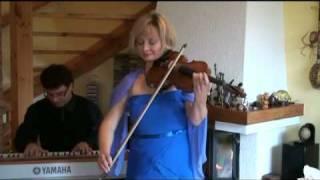 Enya Only Time Agnes Sowa Violin cover - skrzypaczka oprawa muzyczna ślub