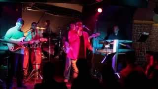 Arpy & Zip Band - UB 40 - Red red wine - Cover