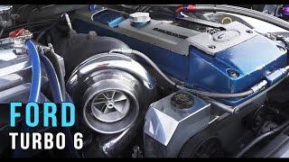 Ford FPV F6 Typhoon