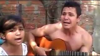 Niña Paraguaya De 9 Años Cantando Con Su Papa (Oiga - Joan Sebastian)