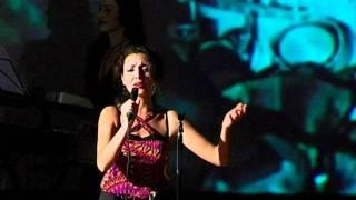 Azerbaijan Love Song LIVE - Salvio Vassallo & Valentina Gaudini