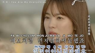 gummy you are my everything (Descendants of the sun 태양의 후예) KTV