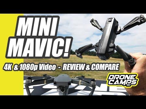 DJI MAVIC MINI? - Zerotech Hesper 4K Drone - FIRST LOOK, & DJI Drones Comparison