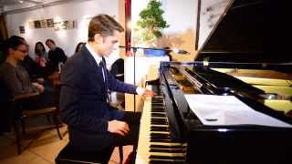 Ludovico Einaudi - Nuvole Bianche (piano cover)