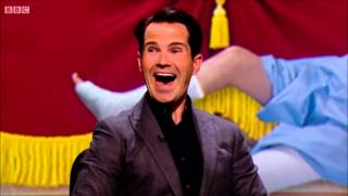 QI - Jimmy Carr Funny Laugh