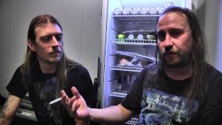 ENTOMBED A.D. - GRAVE - Tour Trailer 2014
