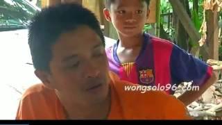 Haji Sodik dkk TOP tukang ojek pengkolan saat peringatan hari bekal nasional