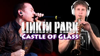 Linkin Park - Castle of Glass - Soprano and Tenor Saxophone - BriansThing