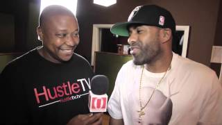 DJ Clue Is In The Studio Working On New Music