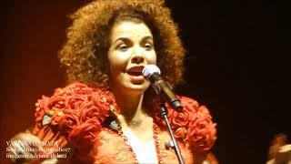 Vanessa da Mata - Vá Pro Inferno Com Seu Amor - Sesc Pinheiros 02/07/17
