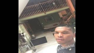 600Breezy Shows Off His New Suburban Home