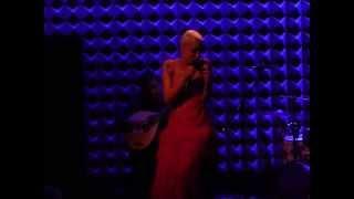 "Mariza ""Insensatez"" live at Joe's Pub (NYC 26/10/2015)"