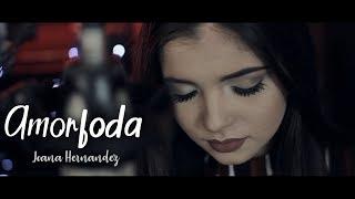 Amorfoda - Bad Bunny | Joana Hernandez Cover