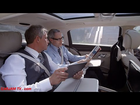 Mercedes-Maybach S 600 REVIEW Driving