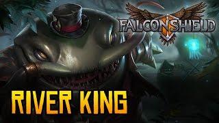 Falconshield - River King feat. Sonny Psydup (Original League of Legends song - Tahm Kench)