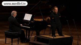 Thomas Quasthoff - Schubert - Winterreise - Mut