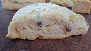 Lemon Blueberry Scones - You Suck at Cooking (episode 78) width=