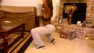 Ciara I Run It- just doing something