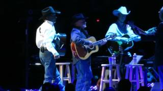 George Strait - Am I Blue/2017/Las Vegas, NV/T-Mobile Arena