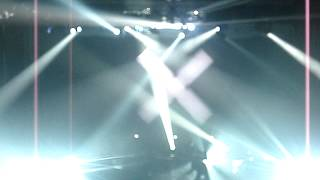 The xx - Intro (Live Mexico City @ Auditorio BlackBerry 28.09.12)
