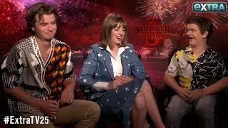 Joe Keery Explains How Much Gaten Matarazzo Has Grown on 'Stranger Things'