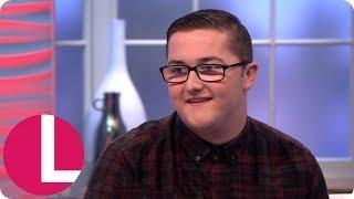 X Factor's Daniel: From Supermarket To Superstar | Lorraine