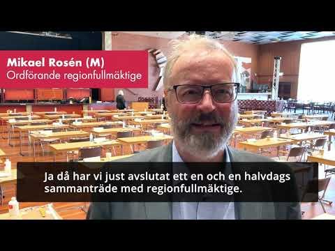 Sammanfattning av regionfullmäktige 14-15 juni 2021