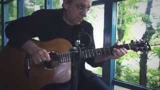 """In The Air Tonight"" - Acoustic Guitar Solo by Eberhard Klunker"