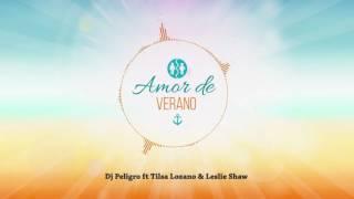 Amor de Verano - CANCION - Leslie Shaw & Tilsa Lozano (Lo que pasa en la playa)