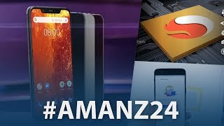 #Amanz24 - Qualcomm Snapdragon 855, Epic Games Store, Kamera 48MP Pada Telefon Pintar Xiaomi