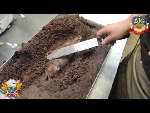 Branzino in crosta di Cacao
