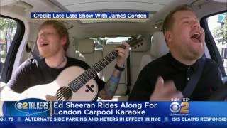 New | Ed Sheeran Carpool Karaoke |