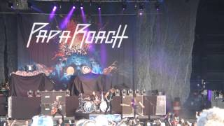 Papa Roach - Burn - Live Pointfest 31