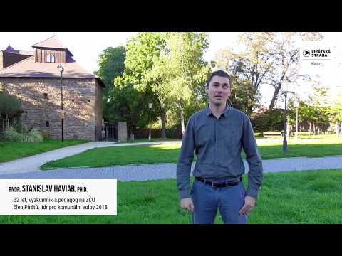 Standa Haviar – centrum Klatov pro všechny