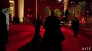 Beyonce dancing at Bruno Mars concert on Met Gala party 2012 @BeyonceTribe