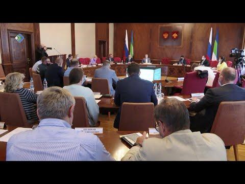 Владимир Уйба поручил проработать вопрос подключения к интернету отдаленных поселений